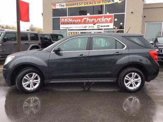 Used 2014 Chevrolet Equinox LS|LEATHER for sale in Milton, ON
