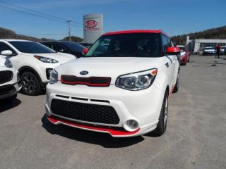 Used 2014 Kia Soul Polaire/Rouge 2 tons familiale 5 portes for sale in Val-David, QC