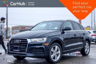 Used 2016 Audi Q3 Progressiv Quattro Panoramic Sunroof Bluetooth Heated Front Seats 18