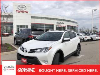 Used 2015 Toyota RAV4 XLE 50TH ANNIVERSARY SPECIAL EDITION for sale in Stouffville, ON