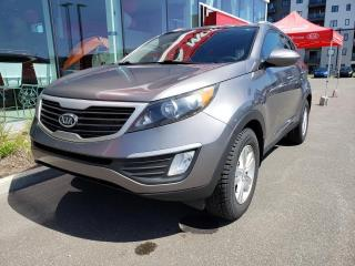 Used 2012 Kia Sportage *LX*AIR*CRUISE*BLUETOOTH* for sale in Québec, QC
