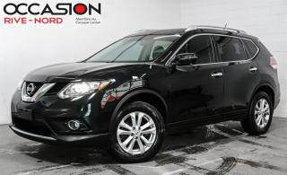 Used 2016 Nissan Rogue SV AWD TOIT.PANO+CAM.RECUL+SIÈGES CHAUFFANTS for sale in Boisbriand, QC