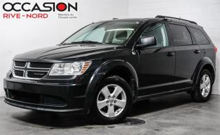 Used 2011 Dodge Journey 4 cylindres GARANTIE 1 AN for sale in Boisbriand, QC