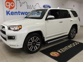 Used 2016 Toyota 4Runner 3 MONTH DEFERRAL!! for sale in Edmonton, AB