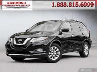 Used 2018 Nissan Rogue for sale in Richmond, BC