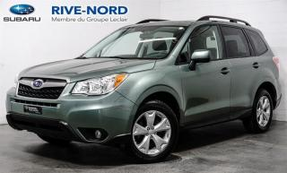 Used 2016 Subaru Forester Touring TOIT.PANO+MAGS+CAM.RECUL for sale in Boisbriand, QC