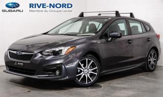 Used 2018 Subaru Impreza Sport TOIT.OUVRANT+MAGS+CAM.RECUL for sale in Boisbriand, QC