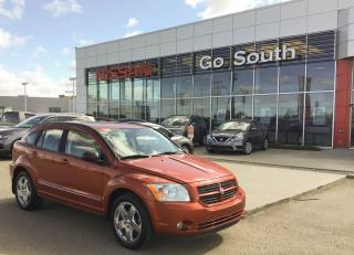 Used 2009 Dodge Caliber SXT, HATCHBACK, ALLOYS for sale in Edmonton, AB