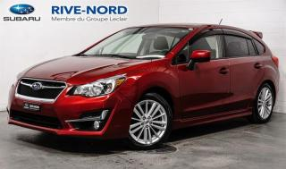 Used 2016 Subaru Impreza Sport TOIT.OUVRANT+MAGS+CAM.RECUL for sale in Boisbriand, QC