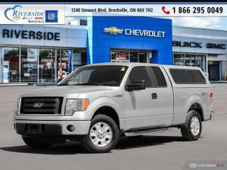 Used 2010 Ford F-150 STX for sale in Brockville, ON