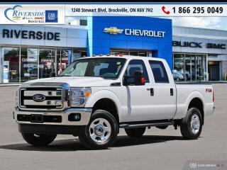 Used 2016 Ford F-250 XLT for sale in Brockville, ON