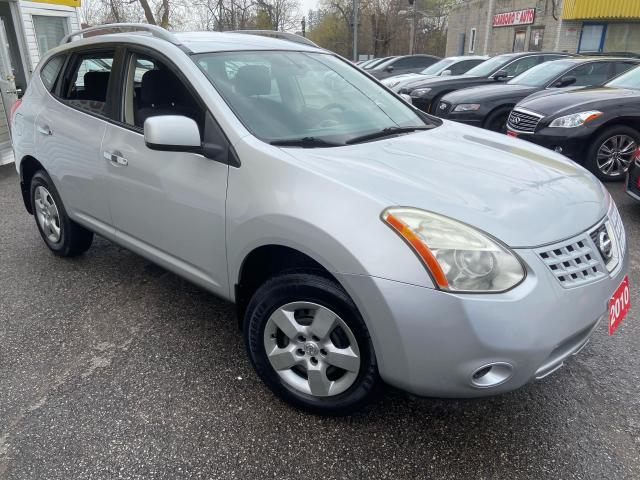 2010 Nissan Rogue S/ AWD/ PWR GROUP/ CRUISE CTRL/ TILT/ AUX INPUT!