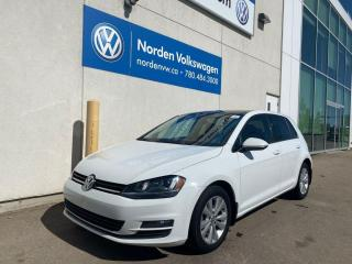 Used 2015 Volkswagen Golf COMFORTLINE W/ CONVENIENCE PKG for sale in Edmonton, AB
