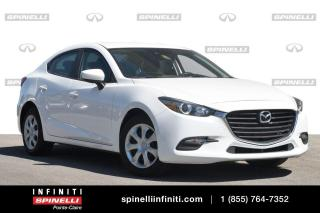 Used 2018 Mazda MAZDA3 GX AS NEW / COMME NEUF CLE INTELLIGENCE for sale in Montréal, QC