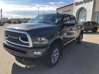 Used 2018 RAM 2500 LIMITED TUNGSTEN,CUMMINS,RAM BOXES, for sale in Slave Lake, AB