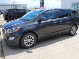 Used 2020 Kia Sedona LX + PUSHBUTTONSTART/WIRELESSCHARGING/POWERDOORS for sale in Edmonton, AB