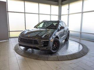 Used 2017 Porsche Macan GTS   CPO   Ext. Warranty   Premium Plus   Sport Chrono for sale in Edmonton, AB