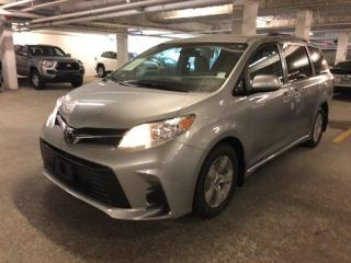 New 2020 Toyota Sienna LE 8-Passenger for sale in North Vancouver, BC