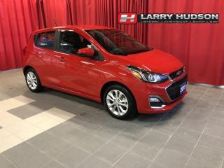 Used 2019 Chevrolet Spark 1LT CVT fwd   Wi-Fi Equipped   Rear Vision Camera for sale in Listowel, ON
