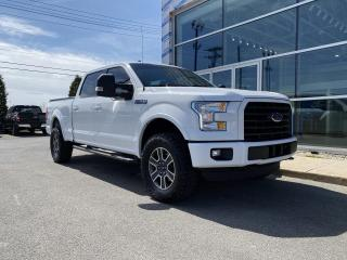 Used 2015 Ford F-150 XLT 302A 5,0L SPORT for sale in St-Eustache, QC