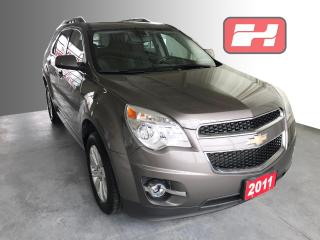 Used 2011 Chevrolet Equinox 1LT Remote Start | Air Conditioning | Cruise Control for sale in Stratford, ON