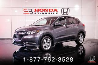 Used 2016 Honda HR-V EX + TOIT + MAGS + PROPRE + WOW! for sale in St-Basile-le-Grand, QC