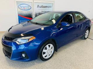 Used 2016 Toyota Corolla S for sale in Rouyn-Noranda, QC