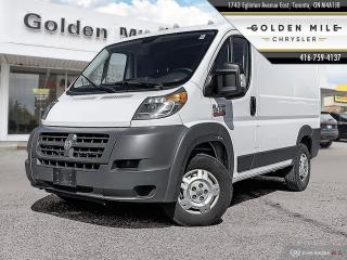 Used 2015 RAM 1500 ProMaster Low Roof for sale in North York, ON