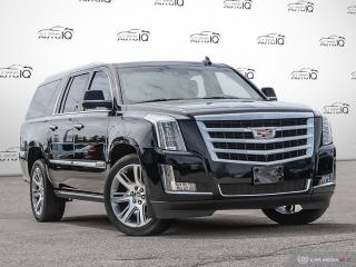 Used 2015 Cadillac Escalade ESV ESV Premium   6.2L V8   4X4   22