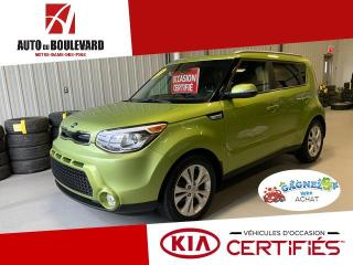 Used 2015 Kia Soul EX+TOUT EQUIPE BAS PRIX WOW for sale in Notre-Dame-des-Pins, QC
