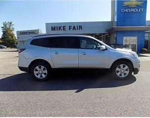 Used 2014 Chevrolet Traverse 1LT for sale in Smiths Falls, ON