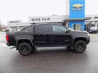 Used 2018 Chevrolet Colorado ZR2 for sale in Smiths Falls, ON