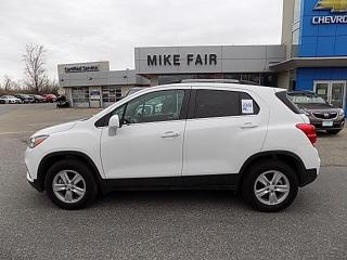 New 2019 Chevrolet Trax LT for sale in Smiths Falls, ON