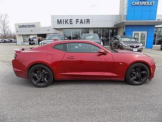 New 2019 Chevrolet Camaro 2SS for sale in Smiths Falls, ON