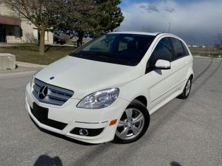 Used 2010 Mercedes-Benz B-Class B 200 for sale in Brampton, ON