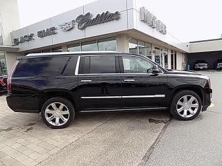 New 2020 Cadillac Escalade ESV Premium Luxury for sale in Smiths Falls, ON