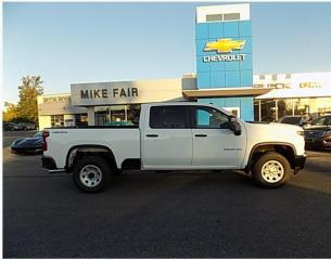 New 2020 Chevrolet Silverado 3500HD Work Truck for sale in Smiths Falls, ON