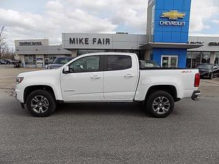 New 2020 Chevrolet Colorado Z71 for sale in Smiths Falls, ON