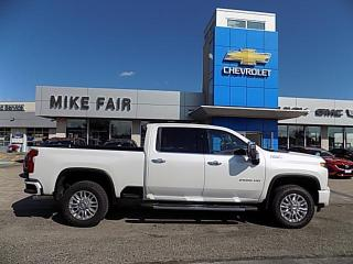 New 2020 Chevrolet Silverado 2500 HD High Country for sale in Smiths Falls, ON