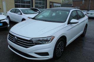Used 2019 Volkswagen Jetta HIGHLINE for sale in Brampton, ON