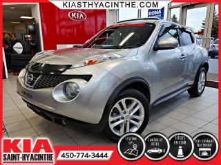 Used 2012 Nissan Juke SL ** NAVI / CUIR / TOIT for sale in St-Hyacinthe, QC