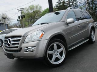 Used 2009 Mercedes-Benz GL-Class 4MATIC 4dr 5.5L for sale in Burlington, ON