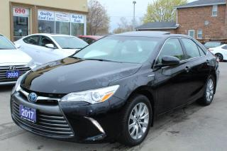Used 2017 Toyota Camry XLE Hbyrid for sale in Brampton, ON