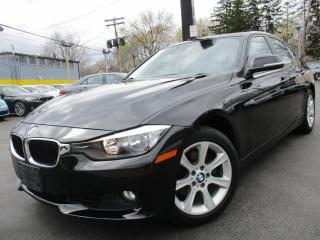 Used 2013 BMW 3 Series 4dr Sdn 328i xDrive AWD for sale in Burlington, ON