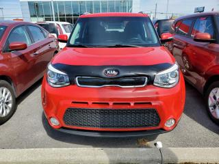 Used 2016 Kia Soul EX+ * CAMÉRA DE RECUL / SIÈGES CHAUFFANT for sale in St-Hyacinthe, QC