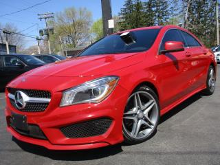 Used 2016 Mercedes-Benz CLA-Class 4dr Sdn CLA 250 4MATIC for sale in Burlington, ON