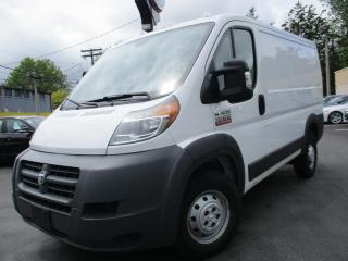 Used 2014 RAM Cargo Van ProMaster 1500 118