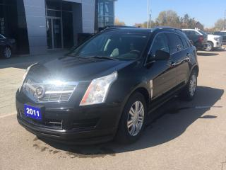 Used 2011 Cadillac SRX AWD 4dr 3.0 Luxury for sale in Kitchener, ON