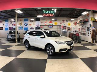 Used 2016 Acura MDX SH-AWD 7 PASSENGERS LEATHER SUNROOF REAR CAMERA 98K for sale in North York, ON