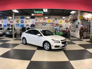 Used 2016 Chevrolet Cruze Limited LT 1LT AUT0 A/C H/SEATS BACKUP CAMERA for sale in North York, ON